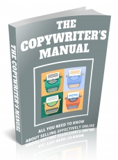 The Copywriters Manual eBook with private label rights