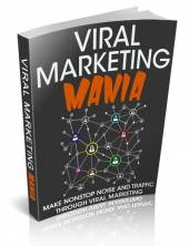 Viral Marketing Mania eBook with Master Resell Rights/Giveaway