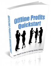 Offline Profits Quickstart eBook with Private Label Rights