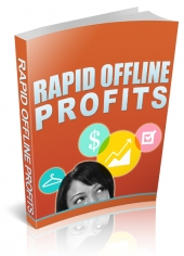 Rapid Offline Profits eBook with Private Label Rights