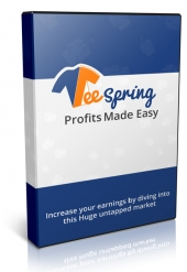 Teespring Profits Videos Video with Personal Use Rights