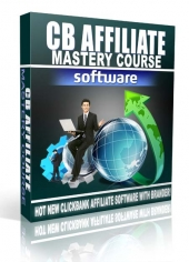CB Affiliate Mastery Course Software eBook with Resell Rights