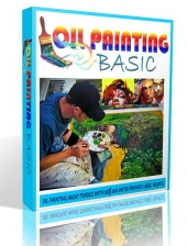 Oil Painting Basics Audio Tracks Audio with Private Label Rights