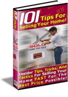 101 Tips For Selling Your Home! eBook with Resell Rights