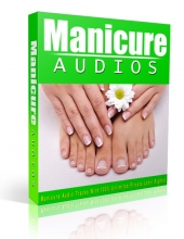 Manicure Audio Tracks Audio with Private Label Rights