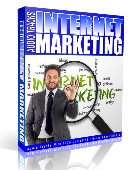 Internet Marketing Audio Tracks