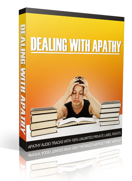 Dealing With Apathy Audio Tracks