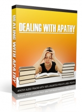 Dealing With Apathy Audio Tracks Audio with Private Label Rights