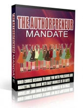 The Authorpreneur Mandate Video with Personal Use Rights