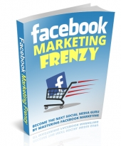 Facebook Marketing Frenzy eBook with Master Resell Rights/Giveaway
