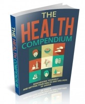 The Health Compendium eBook with Master Resell Rights/Giveaway