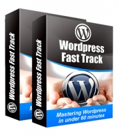 WordPress Fast Track Video with Resell Rights