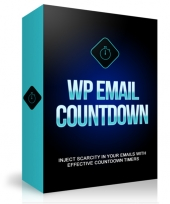 WP Email Countdown Software with Master Resell Rights