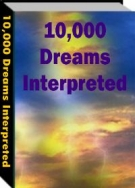 10,000 Dreams Interpreted eBook with Resell Rights