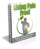 Living Pain Free Newsletter eBook with Private Label Rights
