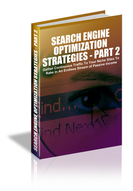 Search Engine Optimization Strategies 2015 Part 2
