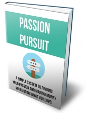 Passion Pursuit eBook with private label rights