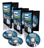 LinkedIn Profit System Video with Personal Use Rights
