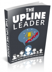 The Upline Leader eBook with Master Resell Rights/Giveaway