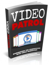Video Patrol eBook with Master Resell Rights/Giveaway