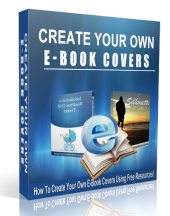 Create Your Own E-Book Covers Video with Private Label Rights