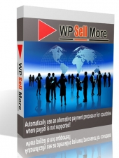 WP Sell More Plugin Software with Personal Use Rights/Developers Rights