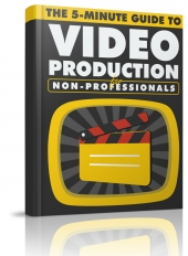 Web Video Production eBook with Master Resell Rights/Giveaway