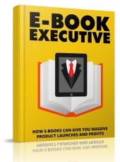 Ebook Executive eBook with Master Resell Rights/Giveaway