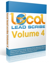 Local Lead Scribe V4 Video with Personal Use Rights