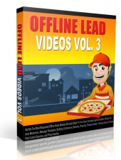 Offline Lead Videos Volume III Video with Personal Use Rights