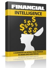 Financial Intelligence eBook with Master Resell Rights/Giveaway