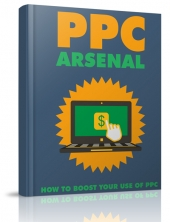 PPC Arsenal eBook with Master Resell Rights/Giveaway