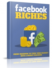 Facebook Riches eBook with Master Resell Rights/Giveaway