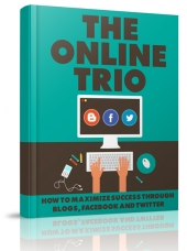 The Online Trio eBook with Master Resell Rights/Giveaway