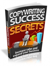 Copywriting Success Secrets eBook with Master Resell Rights/Giveaway
