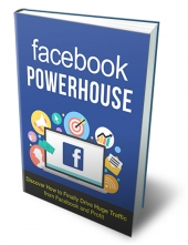Facebook Powerhouse eBook with Master Resell Rights/Giveaway