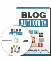 Blog Authority Upgrade eBook with Master Resell Rights