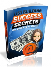 List Building Secrets eBook with Resell Rights/Giveaway Rights