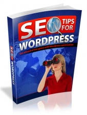 SEO For Wordpress eBook with Resell Rights/Giveaway Rights