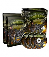 Sales Funnel Commando Video with private label rights