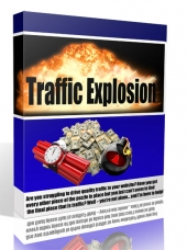 Traffic Explosion Video with Resell Rights