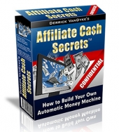 Affiliate Cash Secrets eBook with Resell Rights