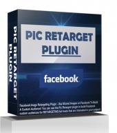 Pic Retarget R Plugin Software with Personal Use Rights