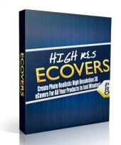 High Resolution eCovers Pro eBook with Personal Use Rights