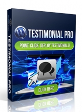 WP Testimony Pro Software with Master Resell Rights