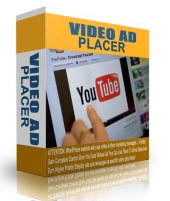 Video Ad Placer Software with Personal Use Rights