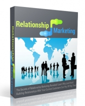 Relationship Marketing eBook with Personal Use Rights