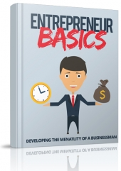 Entrepreneur Basics eBook with Master Resell Rights/Giveaway