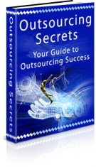 Outsourcing Secrets eBook with Resell Rights