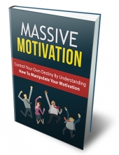 Massive Motivation eBook with Master Resell Rights